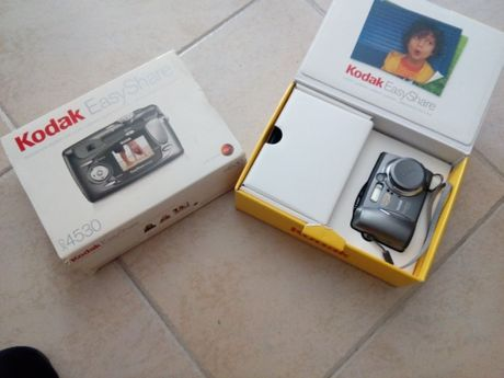 Câmara digital com zoom Kodak EasyShare DX4530