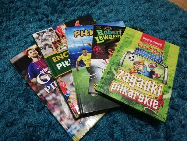 Książki piłka nożna Robert Lewandowski, encyklopedia piłki nożnej