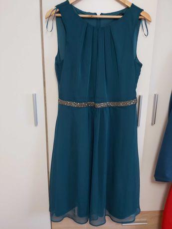 Sukienka zielona orsay