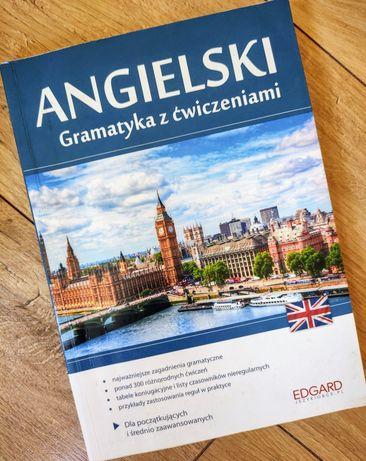 Angielski gramatyka z ćwiczeniami Edgard książka językowa
