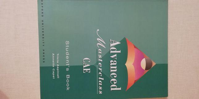 Advanced Masterclass CAE. Aspinall, Capel. Student's Book