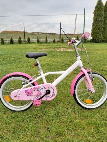"""Rower dziewczęcy Btwin 16"""""""