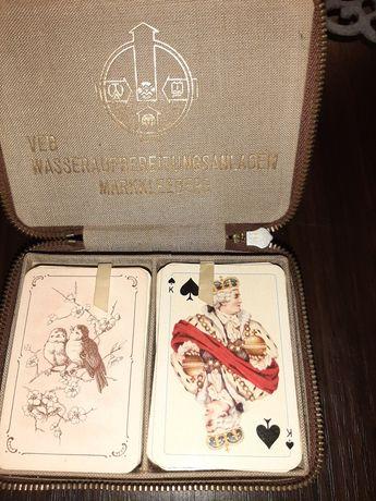 Sprzedam stare mini karty do gry