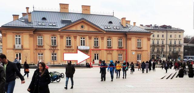 Lokal 105 m2 przy Galerii Krakowskiej, Lubicz