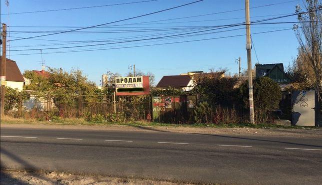 Продам СВОЙ 6 соток фасадный участок в Затоке, станция Солнечная