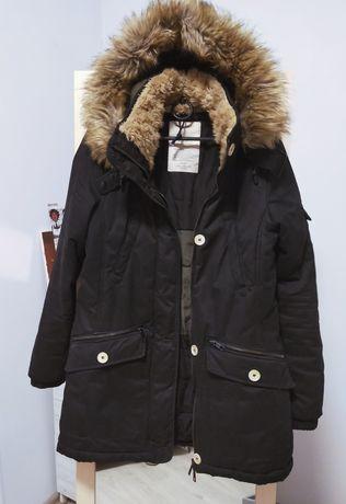 Куртка парка для девушки XS-S