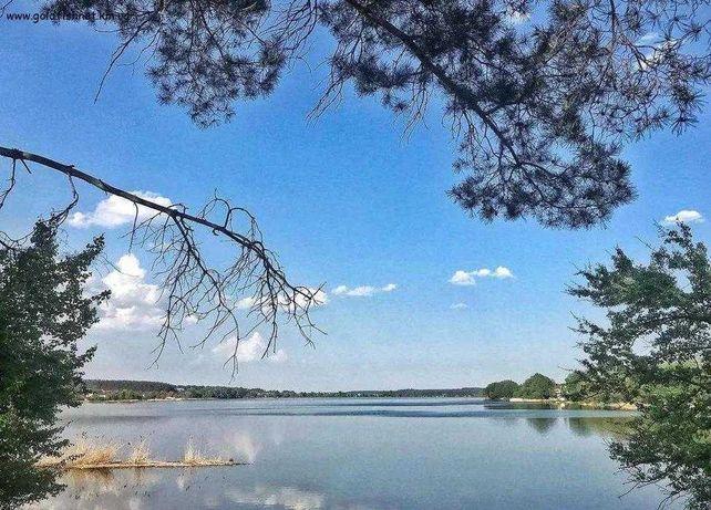 Кременище, участок возле озера и леса