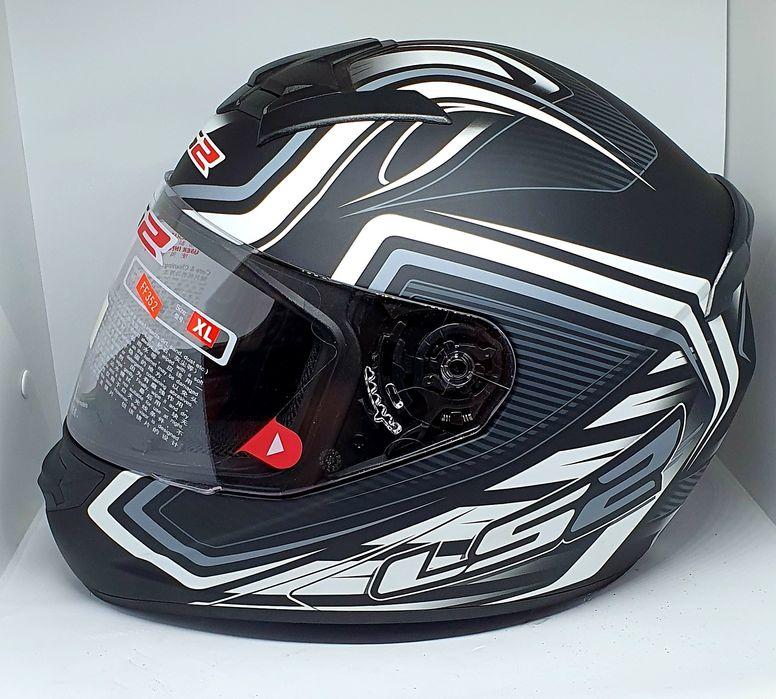 Шлем мотошлем  интеграл трансформер кросс эндуро ls Тайвань,Италия Кременчуг - изображение 1