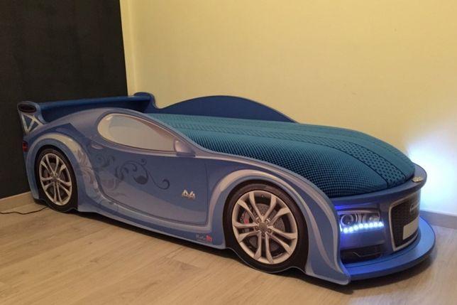 Детская Кровать Машинка Ліжко, Audi/Ауди A4 - Бесплатная доставка