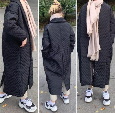 Płaszcz pikowany Oversize
