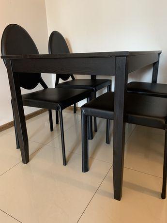 Stół Ikea Lerhamn 118x74