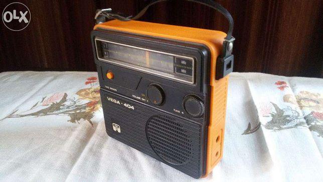 Radio Vega 404 dla kolekcjonera