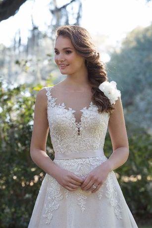 Wyjątkowa suknia ślubna Sweetheart 6166
