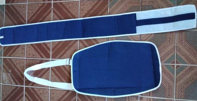 Приспособление ортопедическое для ключицы  бандаж плечевого сустава дл