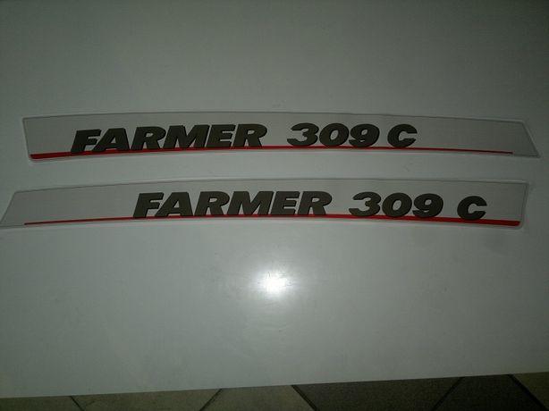 Naklejki Fendt Farmer 309C