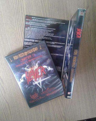 Slayer Unholy Alliance DVD