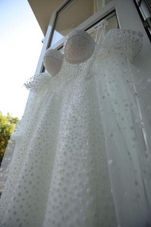 БОМБА 2021 светящиеся свадебное платье