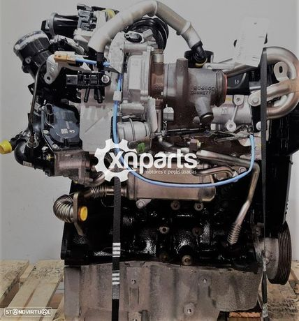 Motor RENAULT CLIO III (BR0/1, CR0/1) 1.5 dCi   11.07 -  Usado REF. K9K770