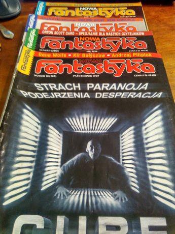 Czasopismo fantastyka 1999 r