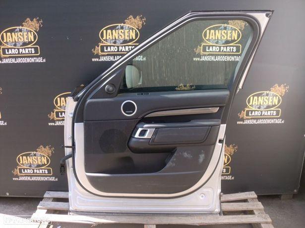 Land Rover discovery 5 porta frente direita cor cinzento