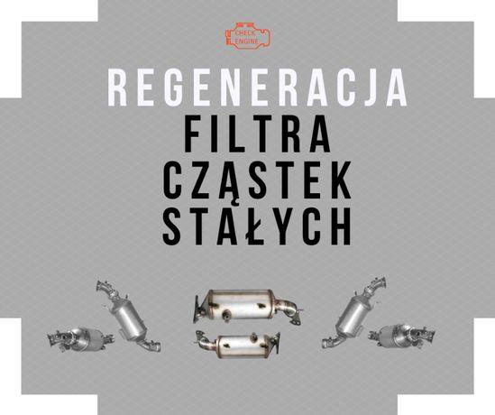 Czyszczenie DPF FAP FIAT Ducato 2.3 JTD 3.0 / DPF FIat regeneracja