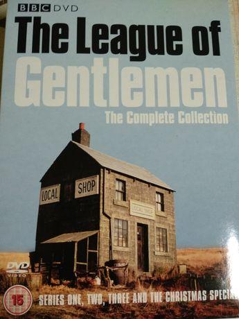 Caixa 6 DVD The League of Gentleman