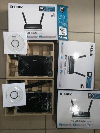 3G4G Wi-Fi роутер D-link DWR-921/953 ПОДАРОК Сим карту на выбор