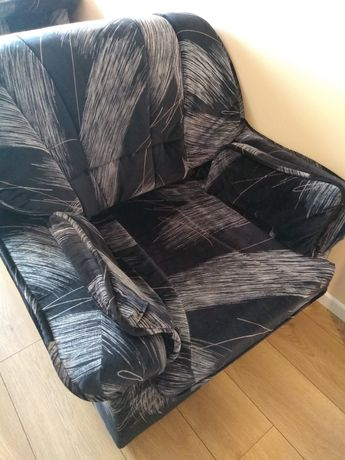 Fotele 2 szt, stan dobry