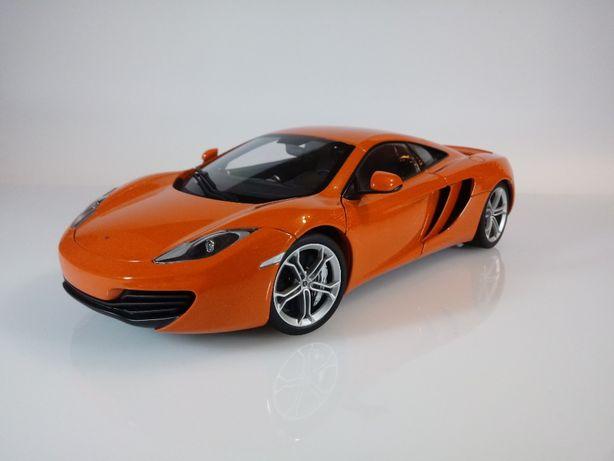 Model 1/18 McLaren MP4-12c Autoart kolekcja