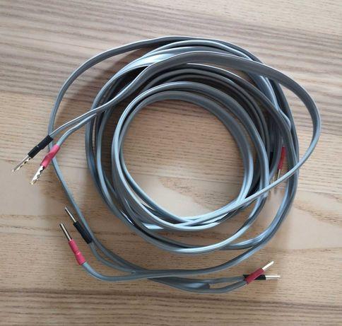 Linn K20 kable głośnikowe idealne zamiast Naim NAC A5