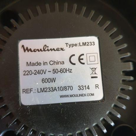 Motor do liquidificador moulinex 600w