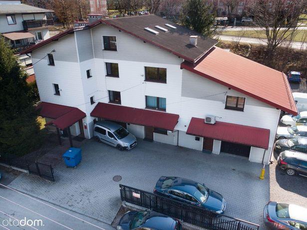 Lokal na wynajem 125 m2 - duży parking