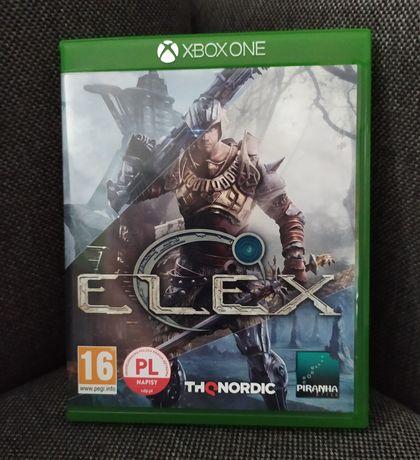 ELEX PL (Xbox one/series)  jak nowa