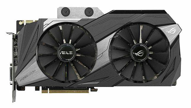 ASUS ROG Poseidon Platinum GeForce GTX1080Ti 11GB