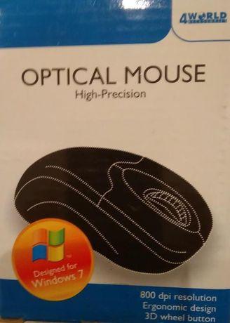 Mysz optyczna 4WORD 800 dpi