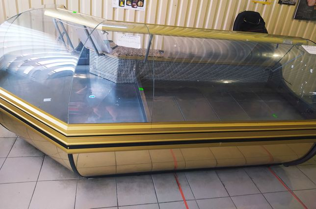 Холодильная витрина угловая Cold W-15 SGSP NZ, NW