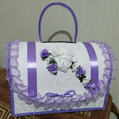 Весільна скринька