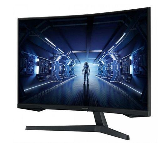 Игровой монитор Samsung LC27G55TQWIXCI