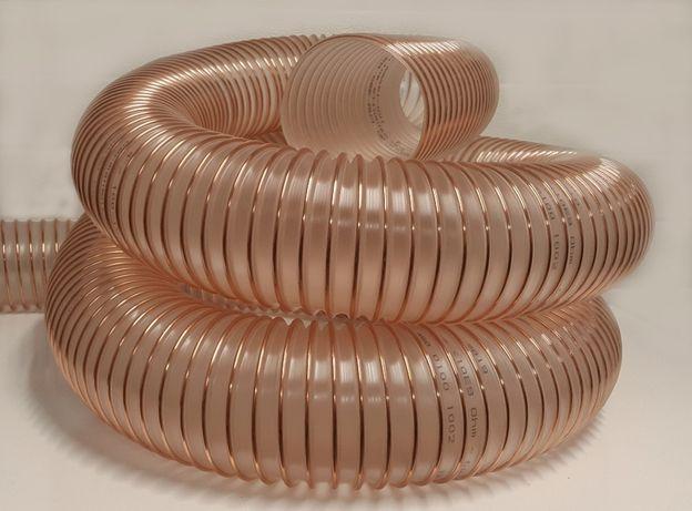 Wąż do dmuchawy PUR-L 150, Wąż do zboża PUR-L fi 150 gr. 0,7 mm