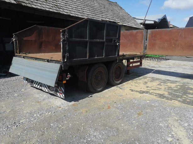 Przyczepa ciężarowa