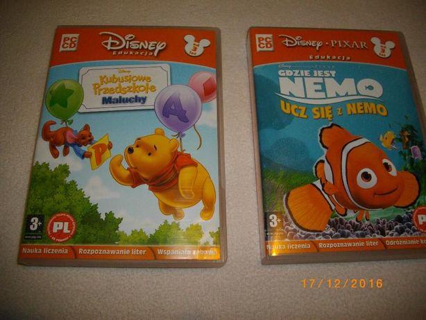 Kubuś Puchatek i Nemo (PC CD) - dwupak