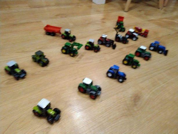 Zabawki firmy Siku-Traktory-Maszyny -na prezent-pod choinkę-Tanio