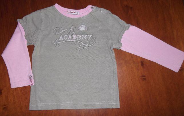 Bluzka długi rękaw Mariquita roz.80/92 (P240
