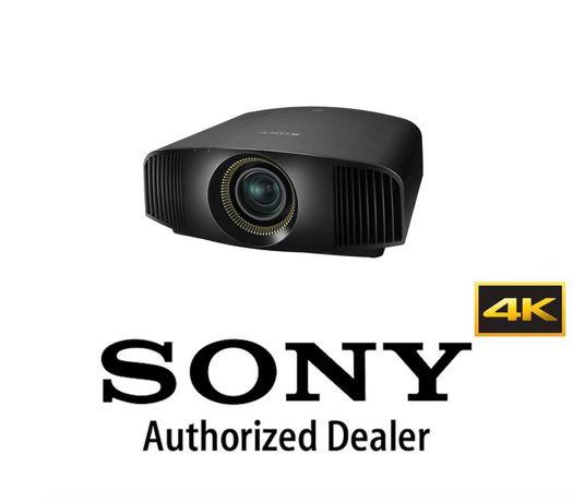 Проектор 4K Sony VPL-VW590ES + в подарок экран Da-Lite АКЦИЯ