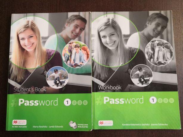 Angielski Password 1  Podręcznik i ćwiczenie