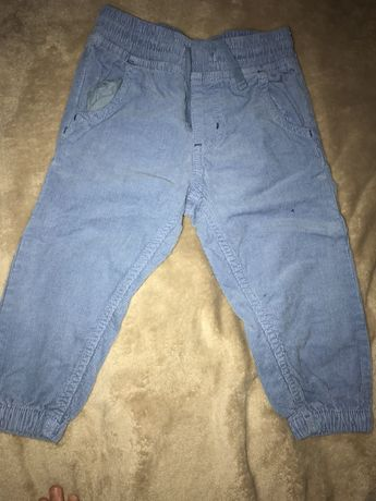 Легкие штаны Lupilu 86 на мальчика