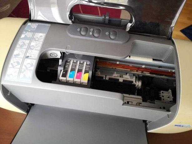 Принтер Epson Stylus C63