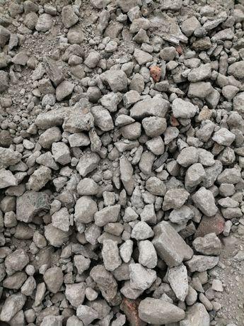Kruszywo betonowe, przekrusze