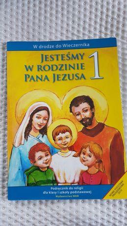 Religia kl 1 Jesteśmy w rodzinie Pana Jezusa