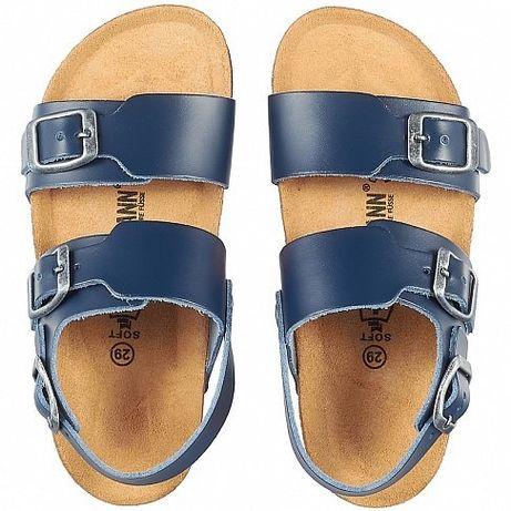 Ортопедические детские сандалии Ortmann